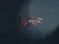 Secure. Digital. Life Logo - Entry #50