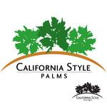California Style Palms Logo - Entry #20