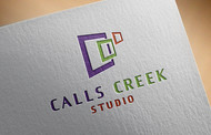 Calls Creek Studio Logo - Entry #59