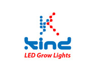 Kind LED Grow Lights Logo - Entry #39