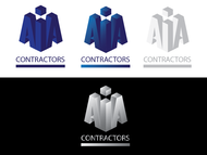 AIA CONTRACTORS Logo - Entry #56