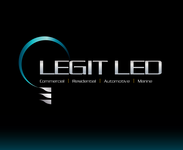 Legit LED or Legit Lighting Logo - Entry #263