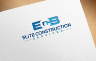 Elite Construction Services or ECS Logo - Entry #33