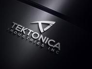 Tektonica Industries Inc Logo - Entry #111