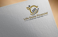 Life Goals Financial Logo - Entry #190