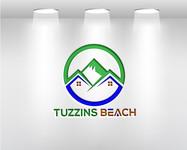 Tuzzins Beach Logo - Entry #142