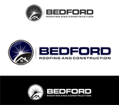Bedford Roofing and Construction Logo - Entry #35