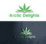 Arctic Delights Logo - Entry #97
