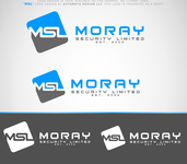 Moray security limited Logo - Entry #193