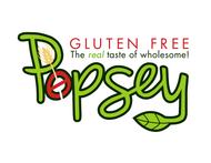 gluten free popsey  Logo - Entry #116