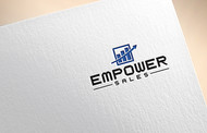 Empower Sales Logo - Entry #352