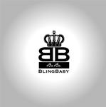 Ba Ba Bling baby Logo - Entry #72