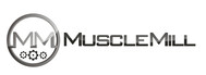 Muscle MIll Logo - Entry #10