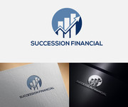 Succession Financial Logo - Entry #289