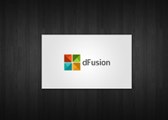 dFusion Logo - Entry #97