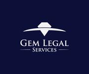 Gem Legal Services Logo - Entry #80