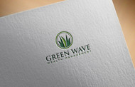 Green Wave Wealth Management Logo - Entry #425