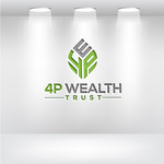 4P Wealth Trust Logo - Entry #71