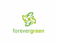 ForeverGreen Logo - Entry #35