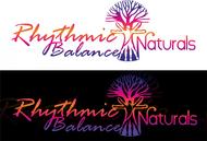 Rhythmic Balance Naturals Logo - Entry #3