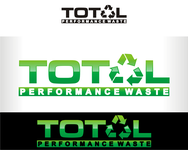 Total Performance Waste Logo - Entry #26
