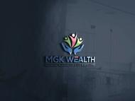 MGK Wealth Logo - Entry #46