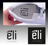 logo for insole of shoe  - Entry #231