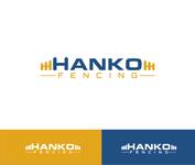 Hanko Fencing Logo - Entry #338