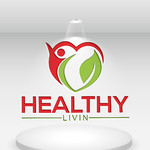 Healthy Livin Logo - Entry #561