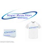Vape Reaction Logo - Entry #144
