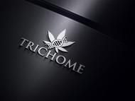 Trichome Logo - Entry #71