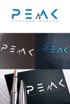 Peak Vantage Wealth Logo - Entry #84