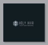 Holy Hair Logo - Entry #1