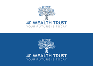 4P Wealth Trust Logo - Entry #192