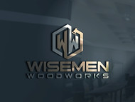 Wisemen Woodworks Logo - Entry #230