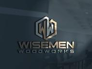 Wisemen Woodworks Logo - Entry #230