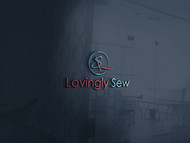 Lovingly Sew Logo - Entry #130
