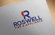 Roswell Tire & Appliance Logo - Entry #63