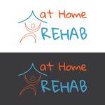 At Home Rehab Logo - Entry #6