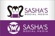 Sasha's Social Media Logo - Entry #85