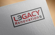 LEGACY RENOVATIONS Logo - Entry #204