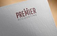 Premier Accounting Logo - Entry #40