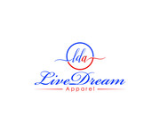 LiveDream Apparel Logo - Entry #227
