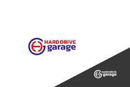 Hard drive garage Logo - Entry #357