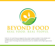 Beyond Food Logo - Entry #25