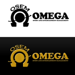 Omega Sports and Entertainment Management (OSEM) Logo - Entry #207