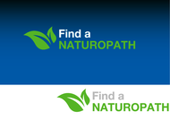 Find A Naturopath Logo - Entry #25