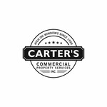 Carter's Commercial Property Services, Inc. Logo - Entry #205