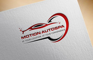 Motion AutoSpa Logo - Entry #232