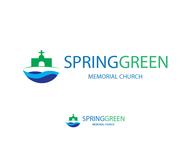 Spring Green Memorial Church Logo - Entry #66